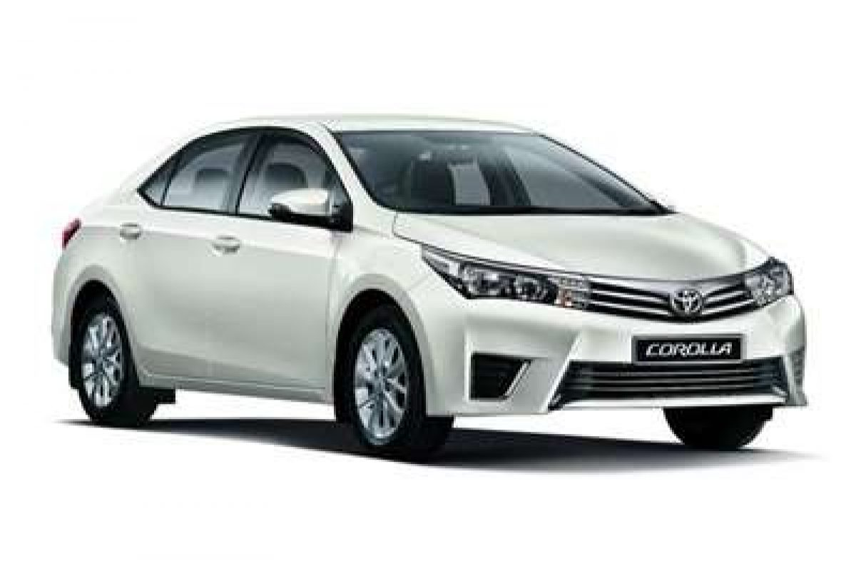 rent a corora car in our fleet