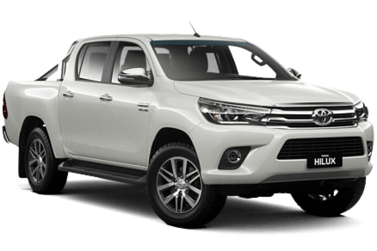 Hire a Toyota Hilux to drive you everywhere