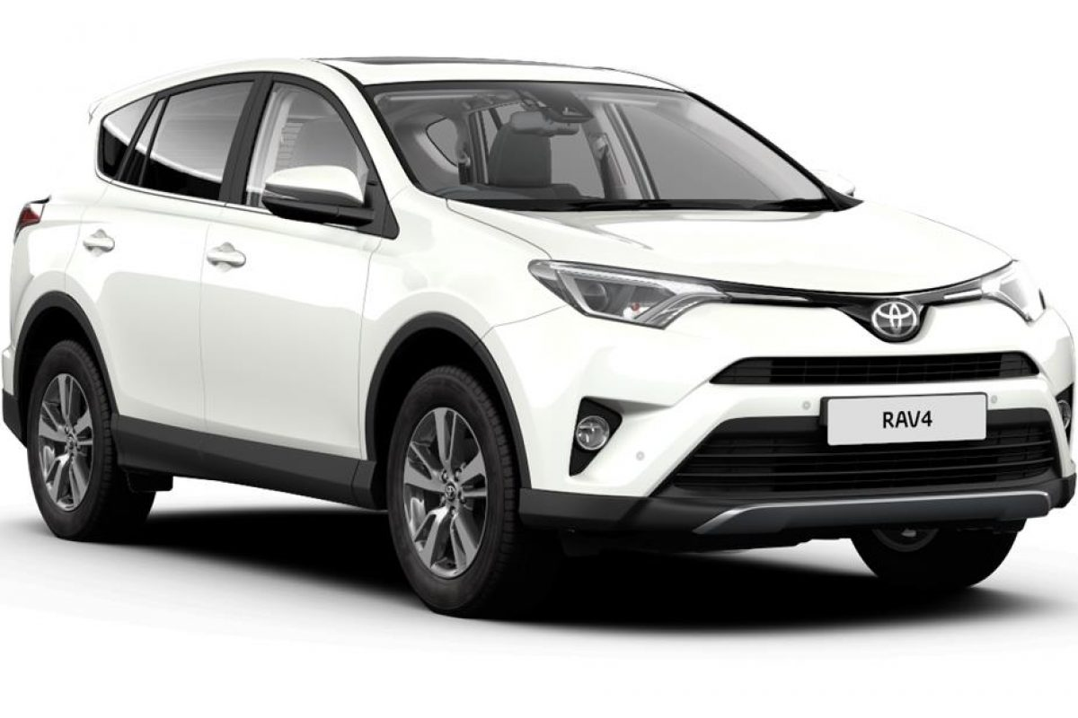 rav4  car for rent